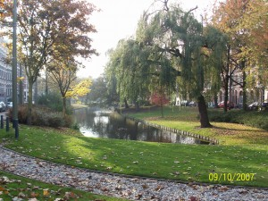 Provenierssingel Herfst