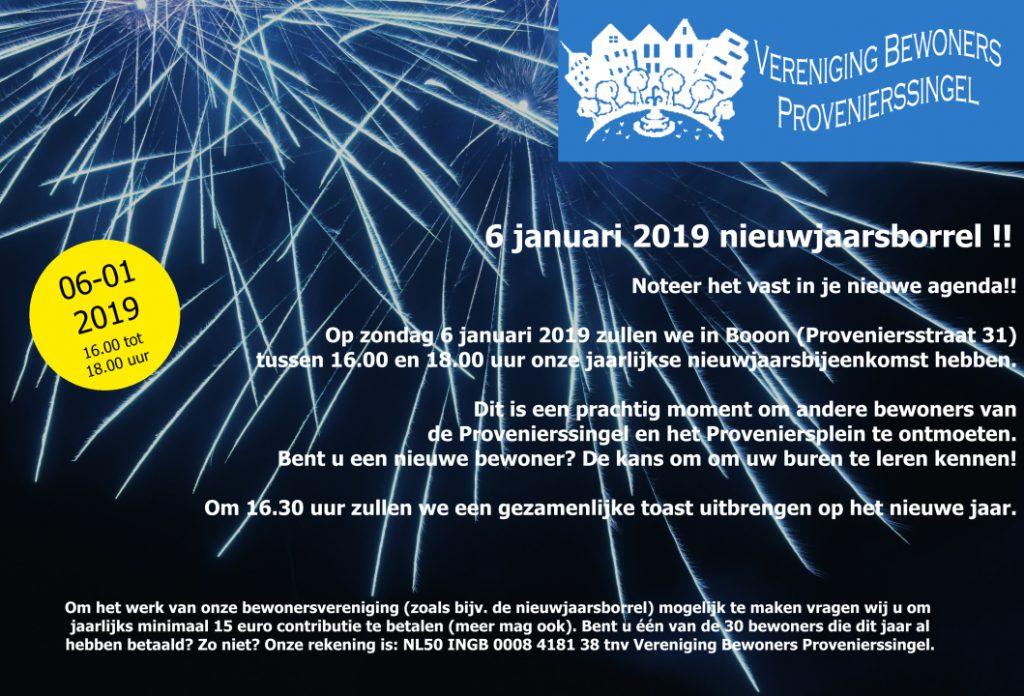 3071c6650c1 Tussen 16.00 uur en 18.00 uur bij Caffe Booon. Om 16.30 uur brengen we een  gezamenlijke toast uit op het nieuwe jaar.